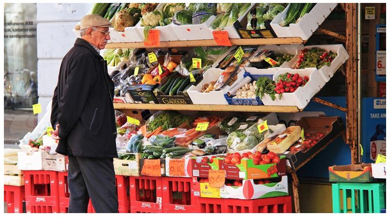 هرم غذایی در سالمندان