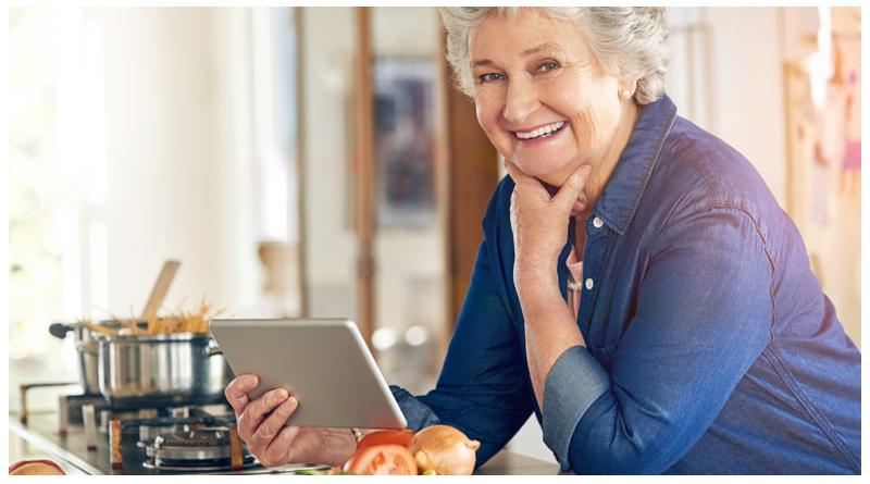 غذا و رژیم غذایی سالمندان