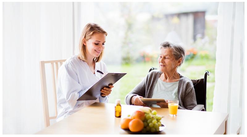توصیه های غذایی سالمندان