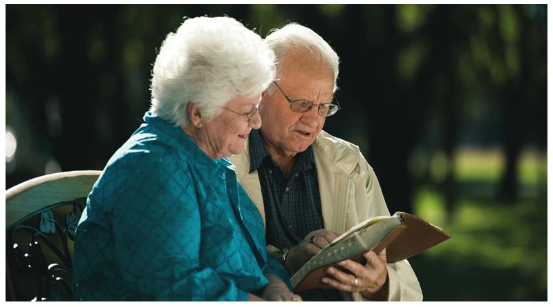 برنامه ی فراغت سالمندان