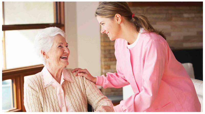 پرستاری از سالمندان در منزل