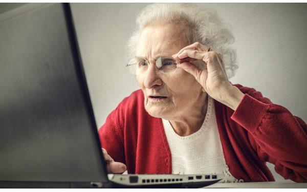 سالمندان و شبکه اجتماعی