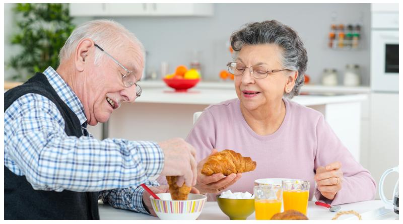 تغذیه در سالمندی