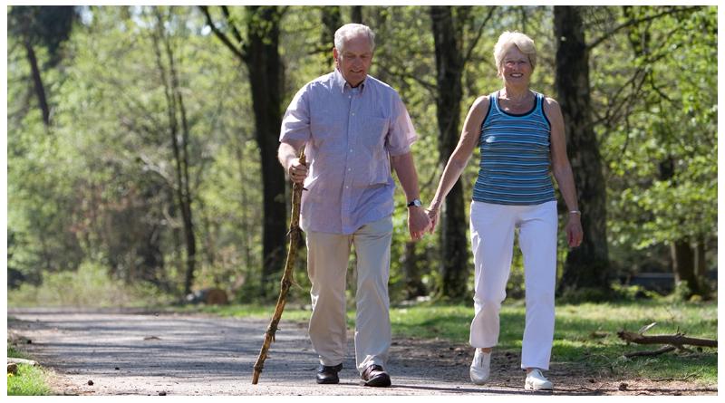 ورزش و سالمندی