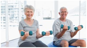 ورزش مخصوص سالمندان