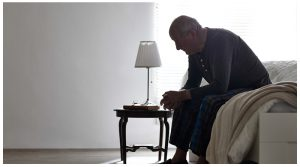 بی خوابی در سالمندان