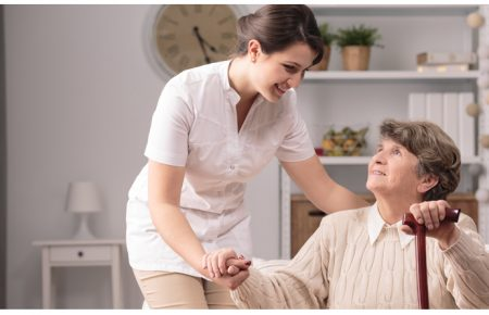 پرستاری از سالمندان