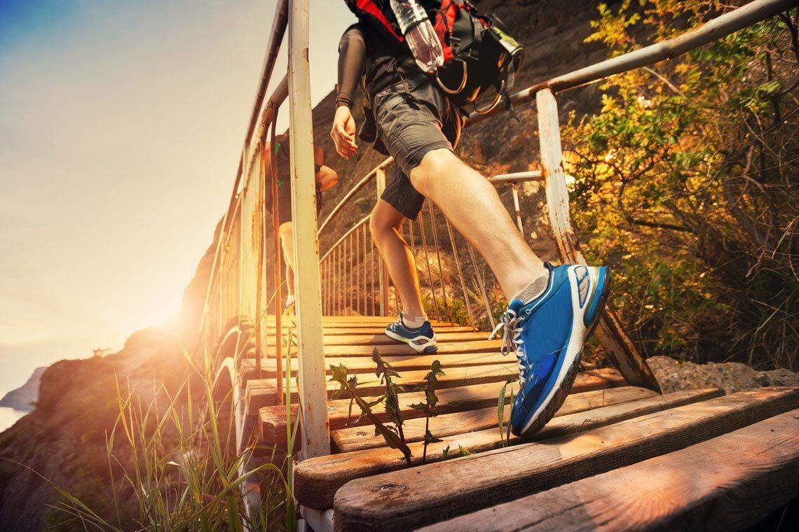 کوهنوردی روزانه