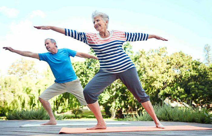 خدمات ورزشی ویژه سالمندان