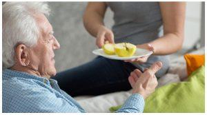 مشکلات تغذیه در سالمندان