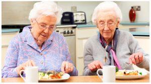 مشکلات تغذیه ای سالمندان