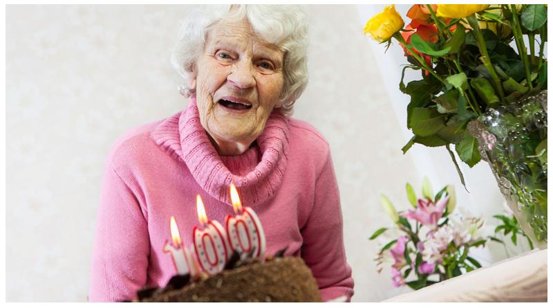 راز طول عمر افراد مسن بالای 100 سال