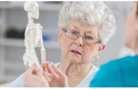 پوکی استخوان در سالمندان