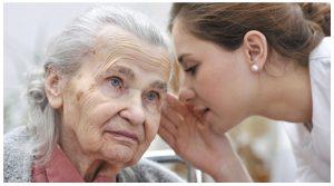 پیرگوشی در سالمندان