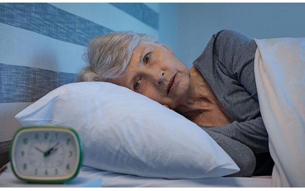 بی خوابی و اختلال خواب در سالمندان