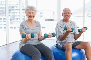 فواید ورزش کردن برای سالمندان