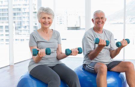 پنج فایده ورزش کردن برای سالمندان